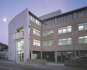 Housing Association HQ with passive heating system