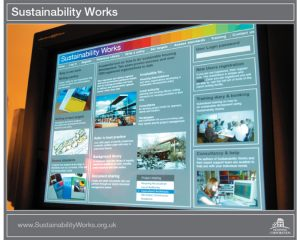 Sustainability Works Website